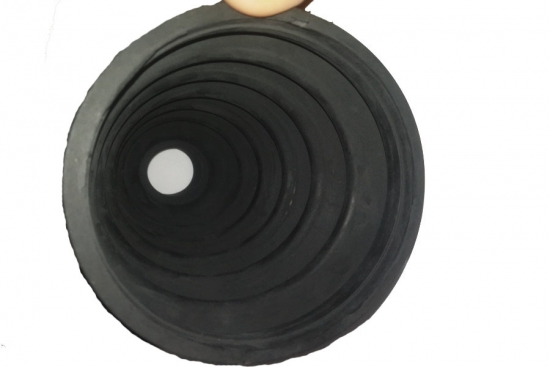 Customized high performance Molded Automotive Car Rubber Bellows